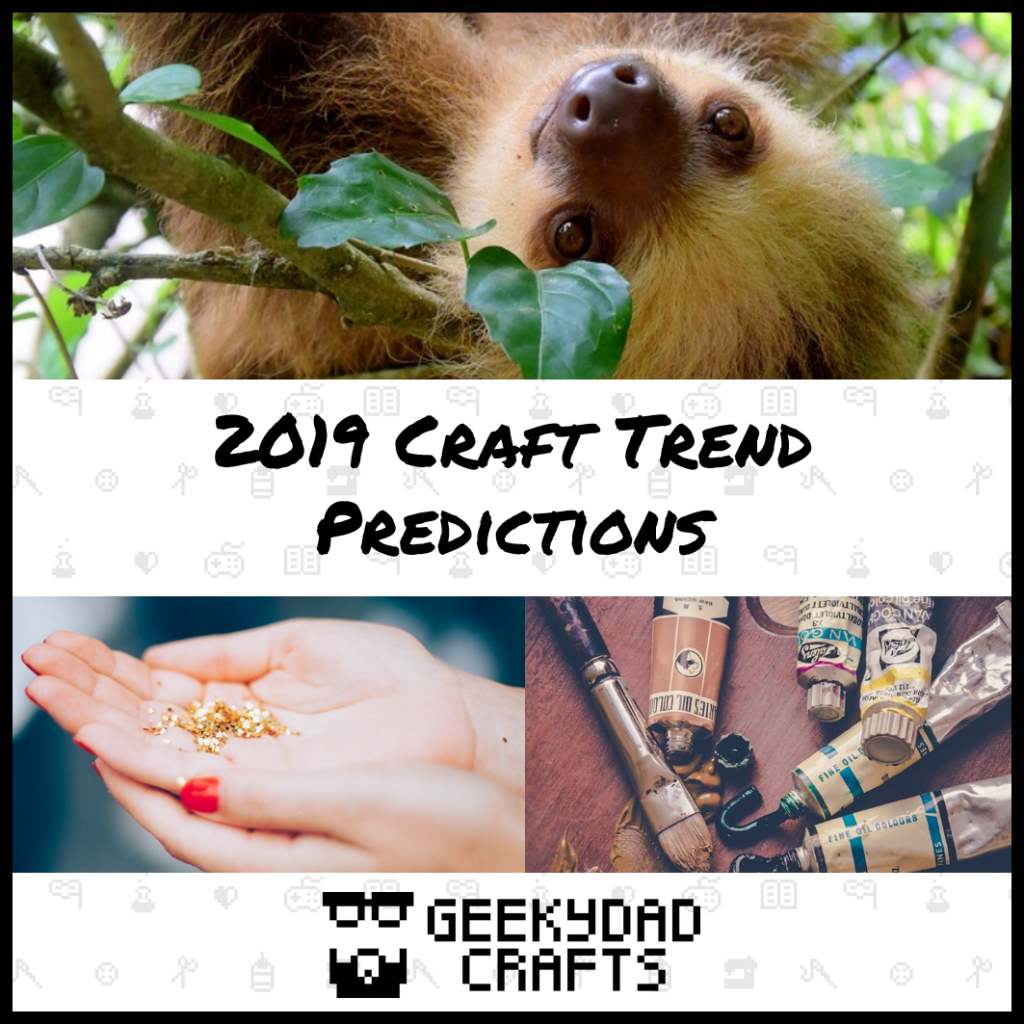 2019 Craft Trend Predictions